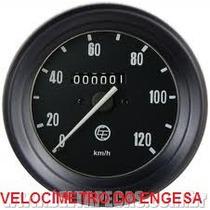 Velocímetro Do Engesa 120 Km Novo Temos 2 E Outros Relógios