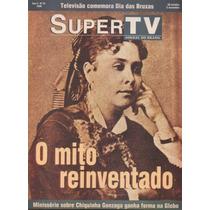 Supertv 1998 Chiquinha Gonzaga Cláudia Cruz Gabriela Duarte