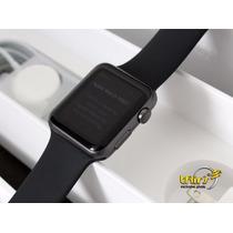 Relogio Apple Watch 42mm 7000 Series Black Original Fotos