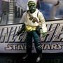 Star Wars Saga Col. Barada Skiff Guard Loose - Brinquetoys