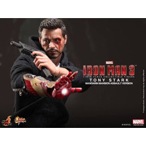 Hot Toys Iron Man Tony Stark Mandarin Mansion The Mecanic