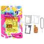 Rsim9 Pro R-sim 9 Pro Desbloqueio Iphone 4s, 5s, 5c E 5