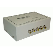 Splitter Distribuidor Video Composto+audio(l/r) 1x4 - Dv140