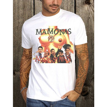 Camiseta Mamonas Assassinas - Tradicional E Babby Look