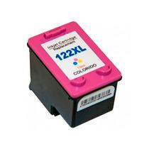 Cartucho Tinta Hp 122 Color Compatível   2000 1000 3050 2050