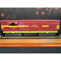 Ho - Locomotiva - G-12 - R.f.f.s.a.- Paraná - S.catarina -