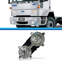 Farol Duplo Caminhão Ford Cargo 1722 2422 2428 Diagonal Le