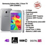 Aparelho Samsung 4g Galaxy Win 2 Duos, Tv Digital, Cinza.