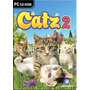 Game - Jogo Pc Dvd Rom Catz 2 - Original - G0294