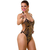 Fantasia Body Tigresa - Playgirl - Amor E Sex Shop Lin12