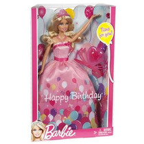 Mattel - Barbie - Fairy - Aniversário Da Princesa - W2862