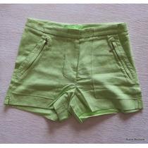 Shorts De Linho ! Envio Imediato ! Produto Nacional !