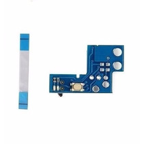 Kit Placa Reset Ps2 + Flat Slim 9000x Botão Liga/desliga