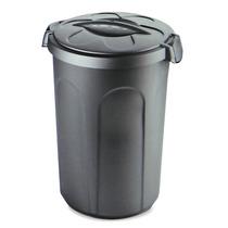 Container Pote Para Ração Médio 23 Litros Prático Fácil