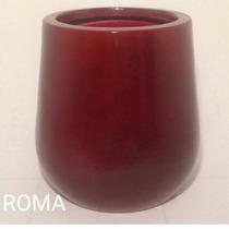 Vasos Decorativos De Fibra De Vidro - Roma