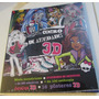 Livro Monster High 3d/ Atividades Frete Grátis Todo Brasil !