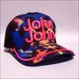Boné John John Onça Cobalto