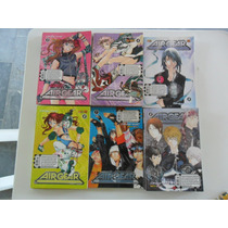 Air Gear Nºs 1 A 16! R$ 14,00 Cada! Panini 2011-2013!