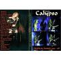 Dvd Banda Calypso Ao Vivo No Tropical Dance-sp 2002