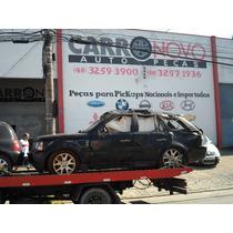 Sucata Land Rover Range Rover Sport Se Tdv8 Peças Cambio
