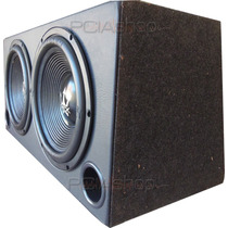 Caixa Subwoofer Magnum Rex 15 Polegadas 800w Rms Sub Falante