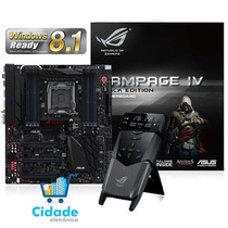 Asus Rampage Iv Black Edition Lga 2011 Intel X79 Sata 6gb/s