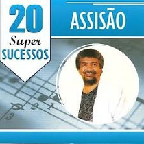 Cd Assisão - 20 Supersucessos - Vol 01 + Vol 02