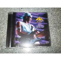 Cd - Asa De Aguia Ao Vivo Participaçao De Gilberto Gil