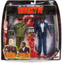 Rocky Iv - Ivan Drago Vs Apollo Creed - Ítem Jakks Pacific
