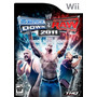 Smackdown Vs. Raw 2011 - Wii Original Novo & Lacrado!