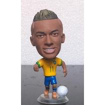 Boneco Neymar Jr. - Seleção Brasileira - Vejam A Foto !!!