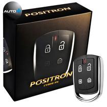 Alarme Automotivo Positron Cyber Px 330 Completo + Presença