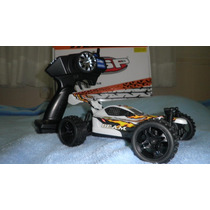Buggy 4wd Off Road 4x4 Gaiola Hsp Automodelo