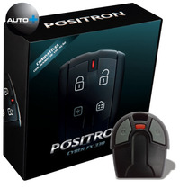 Alarme Positron Cyber Fx + Controle Fiat Palio Uno Siena