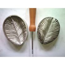 Frisador De Flor Em Alumínio - Tulipa G