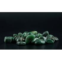 1kg -pedras Roladas Quartzo Verde - Qvp