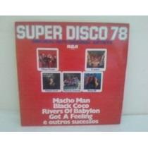 Lp Super Disco 78 - 1978