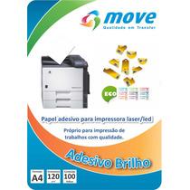 Papel Adesivo Para Impressora Laser/led