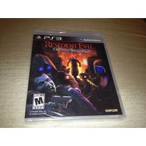 Resident Evil Operation Raccoon City - Lacrado