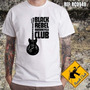 Camiseta De Banda - Black Rebel Motorcycle Club - Live