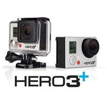 Filmadora Go Pro Gopro Hero 3 Silver +. Modelo Novo. Nova.