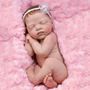 Boneca Bebê Reborn Real Silicone Promoção