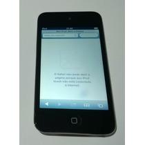 Ipod Touch 32gb Apple Preto 4 Geração Mp3 - Usado - Leia