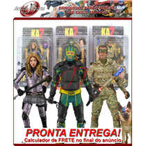 *cnaf* Kick-ass 2 Série 2: Set Completo 1 - Pronta Entrega!