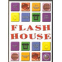 Dvd Flash House - Enigma, Mel & Kim, Technotronic, Adeva