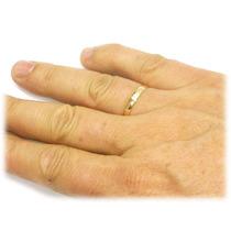Alianças (par) 3,0 G Ouro 18k-750 S/solda Casamento-joianete