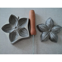 Frisador De Flor Em Alumínio - Apiadinha G