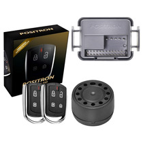 Alarme Automotivo Cyber Px330 Sensor Presença Pósitron