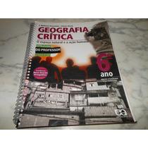 Geografia Crítica 6º Ano - Livro Do Professor
