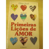 Livro:primeiras Lições De Amor